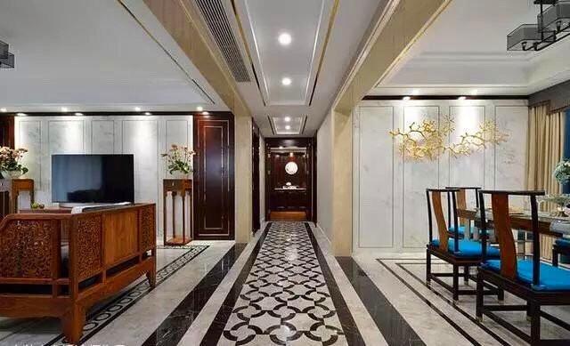 烟台装修多少钱新中式风家居设计