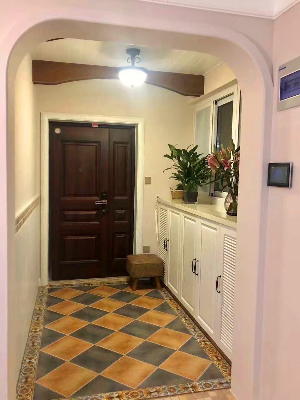 烟台装修118平三居室,简美的优雅,历时半年终于毕业了